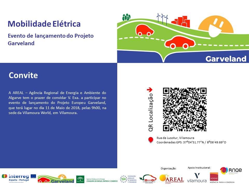 Jornada Lanzamiento Garveland Algarve - Vilamoura 11 may 2018 - Folleto 1