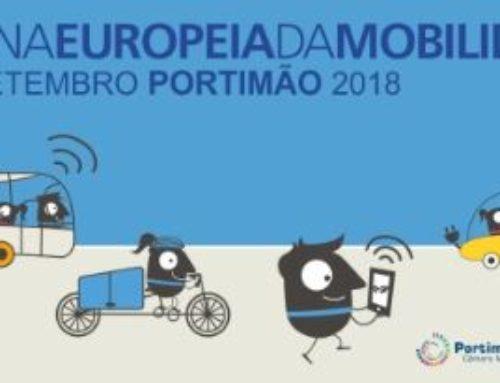 Garveland en la Semana Europea de Mobilidad en Portimâo