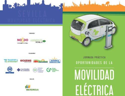 Jornada en Sevilla sobre movilidad eléctrica en los ayuntamientos españoles