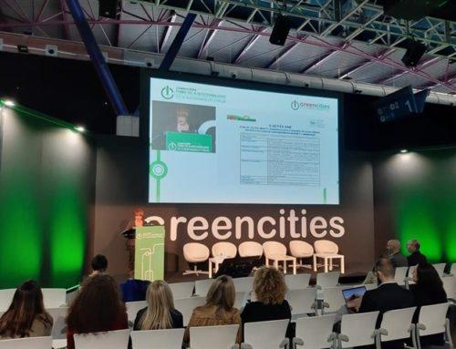 La FAMP presenta sus proyectos europeos en materia energética en el foro Greencities de Málaga