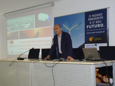 AREAL- 1º Encuentro Regional sobre Transición Energética en el Algarve 28 jun 2019