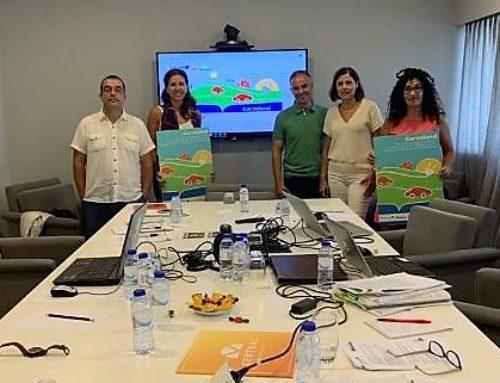 Sessão técnica da equipe Garveland em Vilamoura