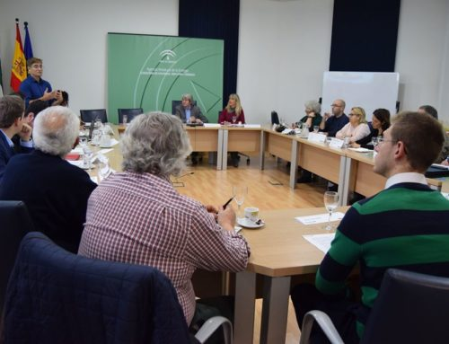 Jornada de trabajo de los socios y colaboradores del Proyecto Garveland