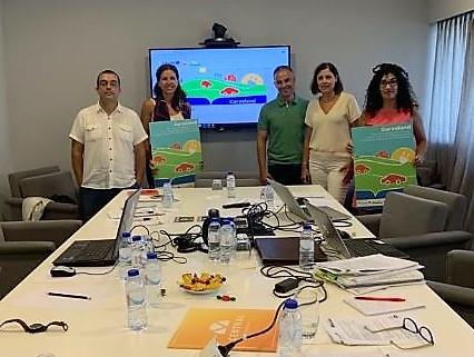 Garveland reunión técnica de 10 de julio de 2019 en Vilamoura